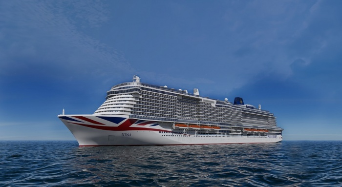 P&O Cruises unveils plans for debut Iona season