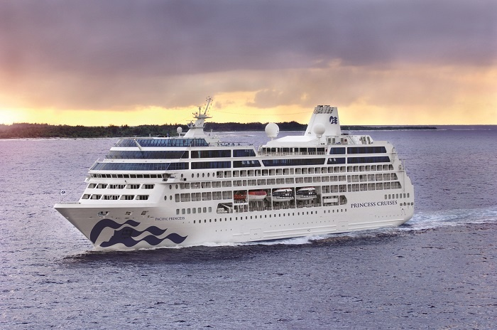 Princess Cruises celebrates significant growth for Japan sailings