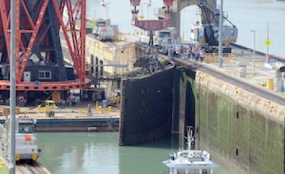 Panama Canal continues investing in maintenance