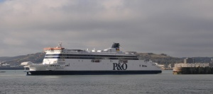 P&O Ferries celebrates arrival of Spirit of France