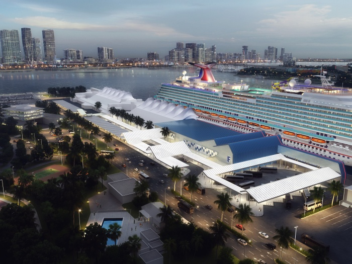 Carnival wins approval for expansion at PortMiami