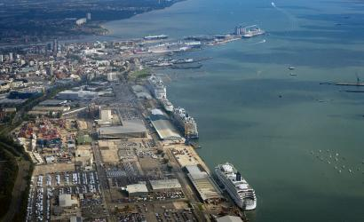 Port of Southampton prepares for record breaking year ahead