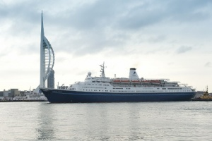Thomson celebration ends record year for Portsmouth, UK