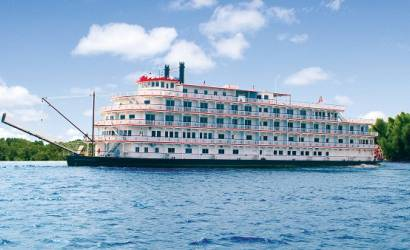 American Empress joins American Queen Steamboat fleet