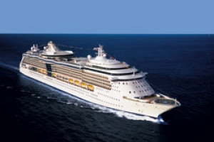Radiance of the Seas returns to service