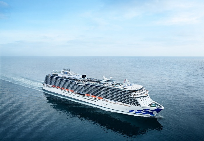 Princess Cruises latest to launch UK sailings this summer
