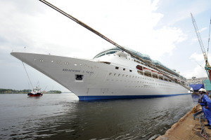 Rhapsody of the Seas completes $54 million renovation