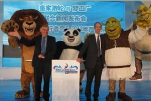 Cruise holiday ideas as Royal Caribbean links up with DreamWorks