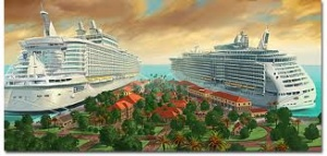 Royal Caribbean reveals names for Project Sunshine ships