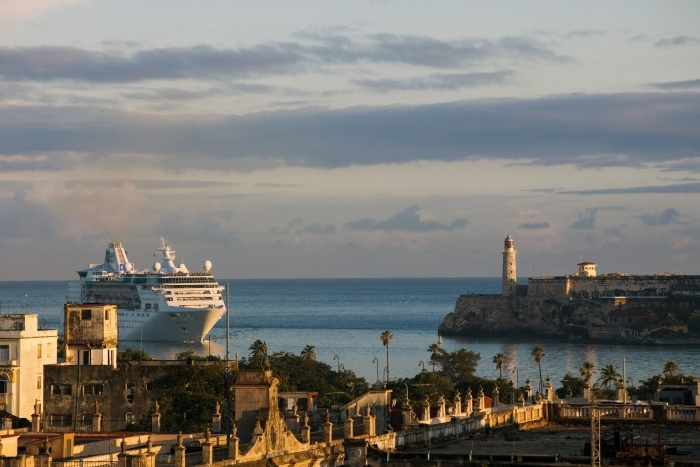 Royal Caribbean makes first ever call in Cuba