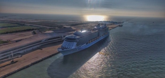 Royal Caribbean predicts sharp increase in passenger numbers