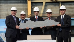 Royal Caribbean International begins work on new Oasis-class ship