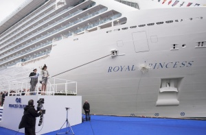 Duchess of Cambridge christens Royal Princess