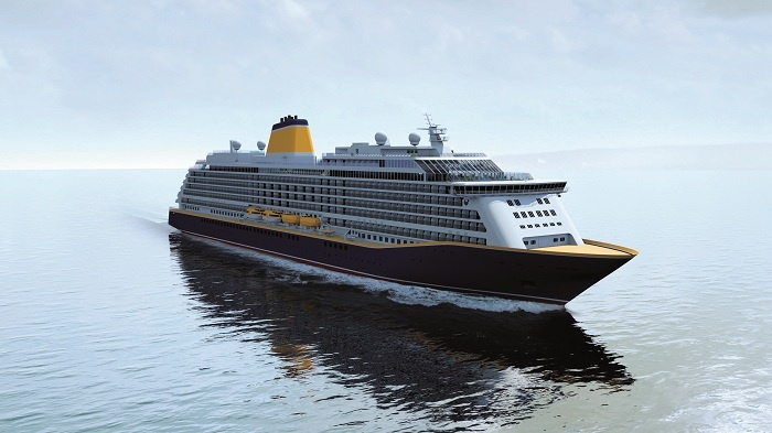Saga Cruises reveals first impressions of new ship