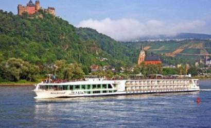 Scenic Cruises announces May 2012 launch of rebuilt Scenic Tsar
