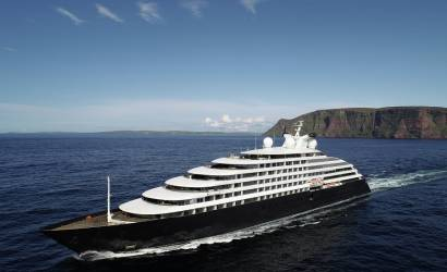 Scenic Eclipse sets sail from Reykjavik on maiden voyage