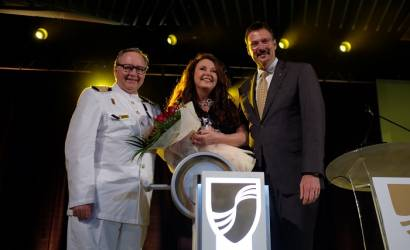 Seabourn debuts Encore in Singapore