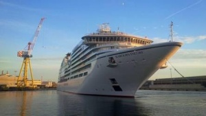 Seabourn Encore prepares for November launch