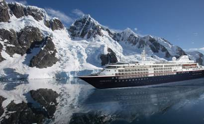 Silver Cloud prepares for relaunch as ice-class expedition ship