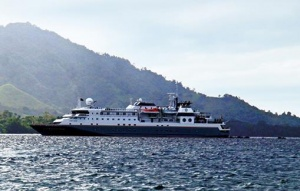 Silversea celebrates christening of Silver Discoverer