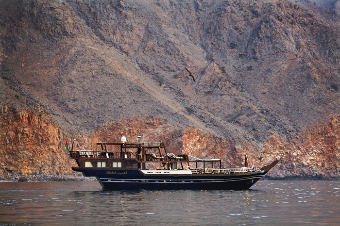 Six Senses Zighy Bay launches Dhahab, the Golden Dhow