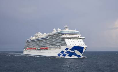 Sky Princess completes sea trials ahead of October debut