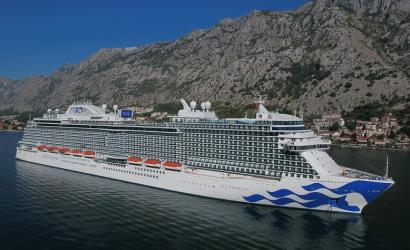 Princess Cruises to base two ships at Southampton next summer