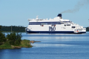 P&O Ferries to take delivery of Spirit of France