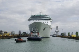 Splendour of the Seas to undergo $35 upgrade