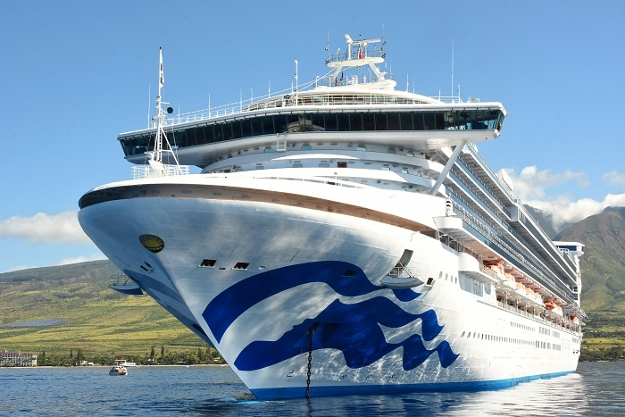 Star Princess back at sea following comprehensive renovations