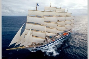 Star Clippers offers complimentary flights