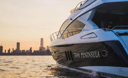 Peninsula Hong Kong welcomes new yacht to luxury offering
