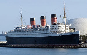 The Queen Mary In New York