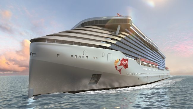 Virgin Voyages delays launch for second time