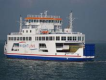 Wightlink Ferries prepares for festival season