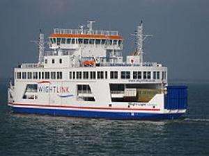 Wightlink Ferries launches improvements to its foot passengers