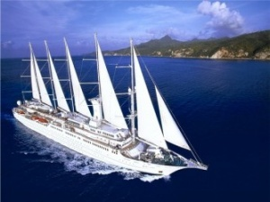 5-star Windjammer Sea Cloud II to visit Costa Rica for the first time
