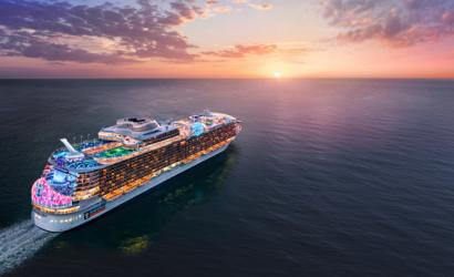 Royal Caribbean reveals Wonder of the Seas will sail from Shanghai