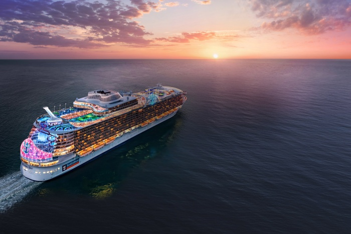 Royal Caribbean delays arrival of Wonder of the Seas