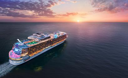Wonder of the Seas to debut in China