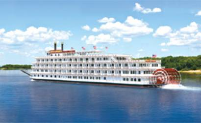 The American Queen Steamboat Company launches partnership with National Trust