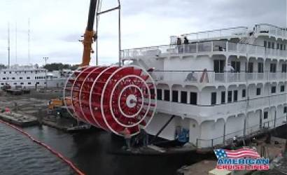 American Queen enters refurbishment preparing for Second Season