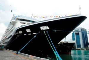 Azamara Journey exits shipyard after refurbishment