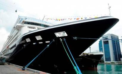 Azamara Journey completes dry-dock renevations