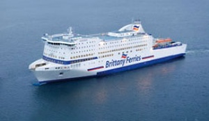 Brittany Ferries suspends services
