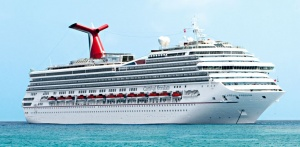 Carnival Corporation reports increase in net income for first quarter