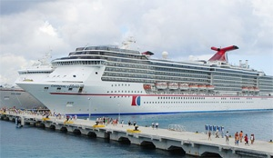 Second Carnival ship hit by technical problems