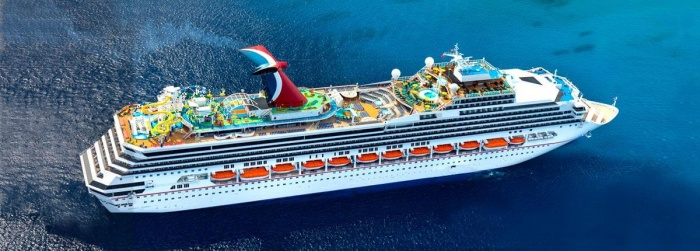 Carnival Sunshine to reposition to Charleston for 2019 season