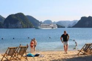 New cruises and resorts bump up luxury tourism in Vietnam
