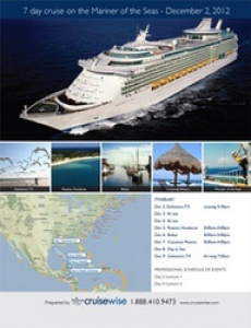 CruiseWise announces WiseGuide: A free custom travel guide for download